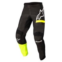 Pantalone FLUID CHASER Nero Giallo - ALPINESTARS