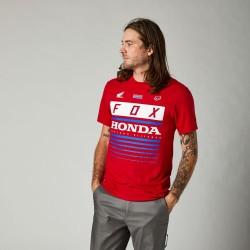T-Shirt HONDA HRC Rosso - FOX