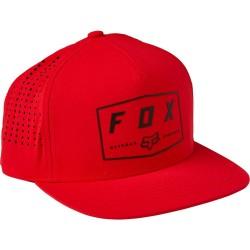 Cappellino BADGE Rosso - FOX