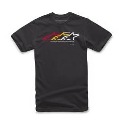 T-Shirt INVOLVED Nero - ALPINESTARS