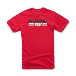 T-Shirt POSITRACK Rosso - ALPINESTARS