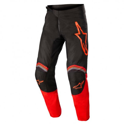 Pantalone FLUID SPEED 2022 Nero Rosso - ALPINESTARS