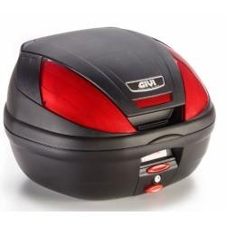 E370 Black Valigia Centr. - GIVI