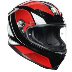 K6 MPLK HYPHEN Black/Red/White - AGV