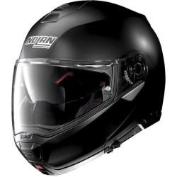 N100-5 CLASSIC N-COM Flat Black - NOLAN