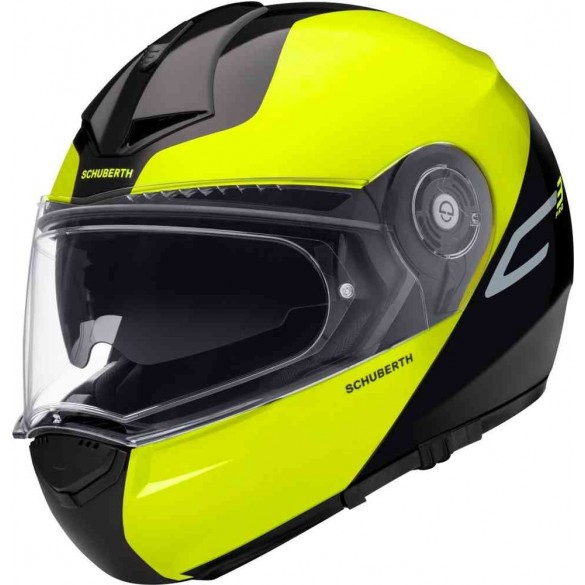 C3 PRO Split Yellow - SCHUBERTH