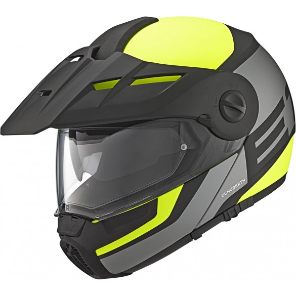 E1 Guardian Yellow - SCHUBERTH