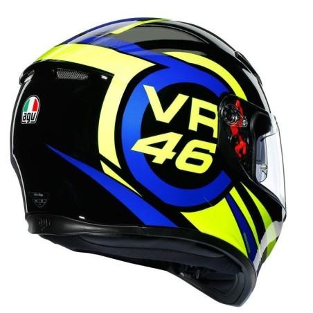 Casco K3 SV Ride 46 2015 - AGV