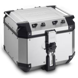 Bauletto TREKKER OUTBACK 42 litri Alluminio - GIVI