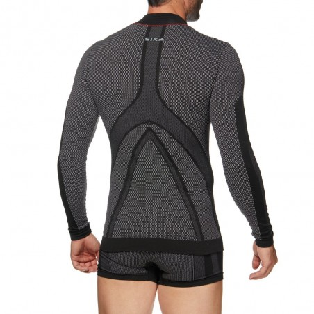 LUPETTO ZIP THERMO Shirt Intimo - SIXS