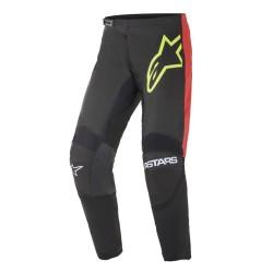 Pantalone FLUID TRIPPLE Nero Giallo - ALPINESTARS