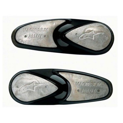 Slider Magnesium Replaceble Toe - ALPINESTARS