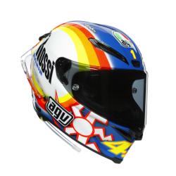 Casco PISTA GP RR Winter Test 2005 Edizione Limitata - AGV