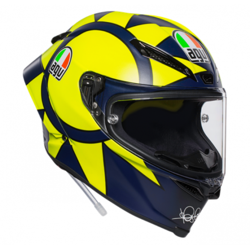 Casco PISTA GP RR Soleluna 2019 - AGV