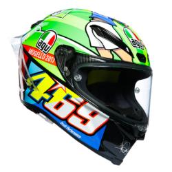 Casco PISTA GP R Rossi Mugello 2017 - AGV