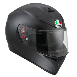 Casco K3 SV Nero Opaco - AGV