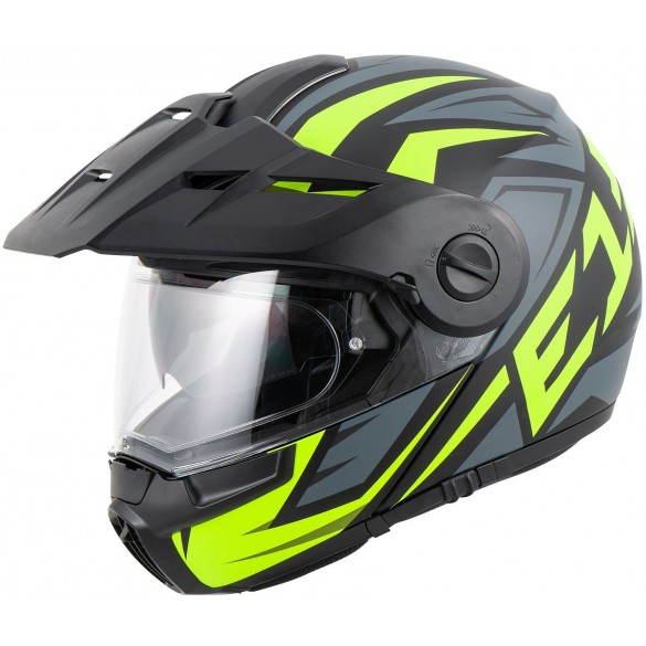 Casco E1 Tuareg Yellow - SCHUBERTH