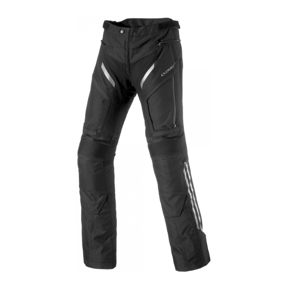 Pantalone LIGHT-PRO 3 WP Nero - CLOVER