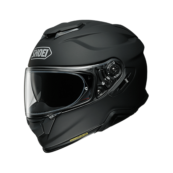 Casco GT-AIR II Nero Opaco - SHOEI