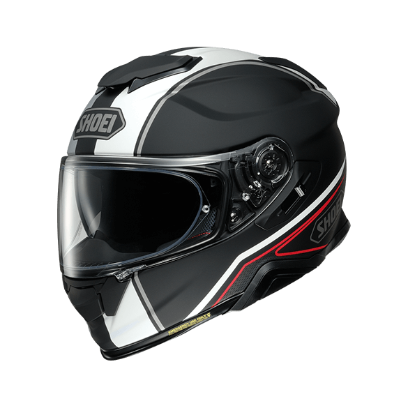 Casco GT-AIR II PANORAMA TC-5 Nero Bianco - SHOEI
