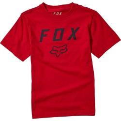 T-Shirt LEGACY MOTH Bimbo Rosso - FOX