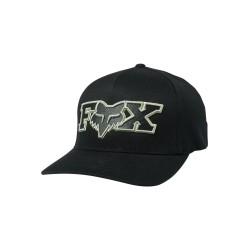Cappellino ELLIPSOID FLEXFIT Nero Verde - FOX