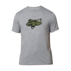 T-Shirt PREDATOR Grigio Verde - FOX