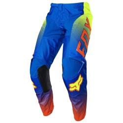 Pantaloni 180 OKTIV Blu Giallo Fluo Arancio - FOX
