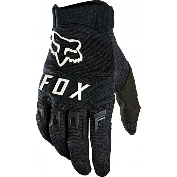 Guanto Corto DIRTPAW Nero Bianco - FOX