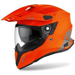 Casco COMMANDER Arancio Fluo - AIROH