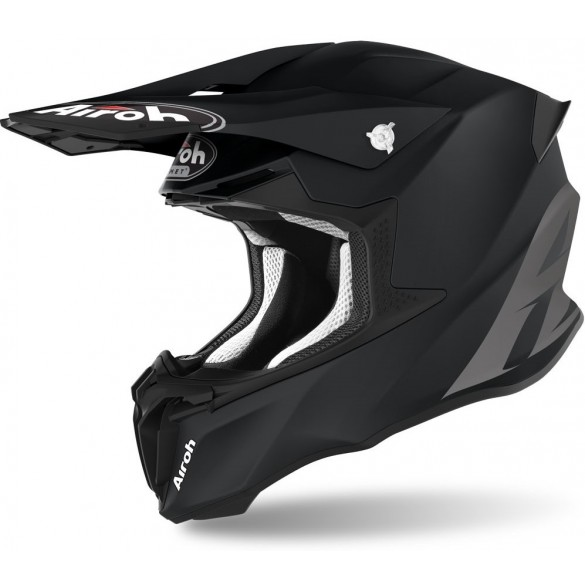 Casco TWIST 2.0 COLOR Nero Opaco - AIROH