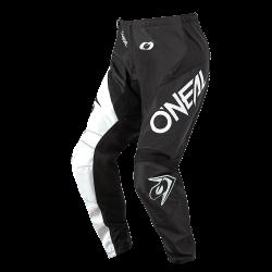 Pantalone ELEMENT RACEWEAR Nero Bianco - O'NEAL