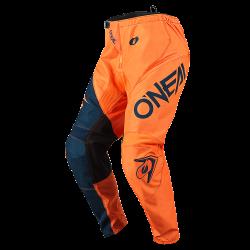 Pantalone ELEMENT RACEWEAR Arancio Blu - O'NEAL