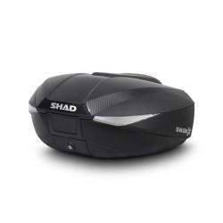 Bauletto SH58X Carbonio Espandibile - SHAD