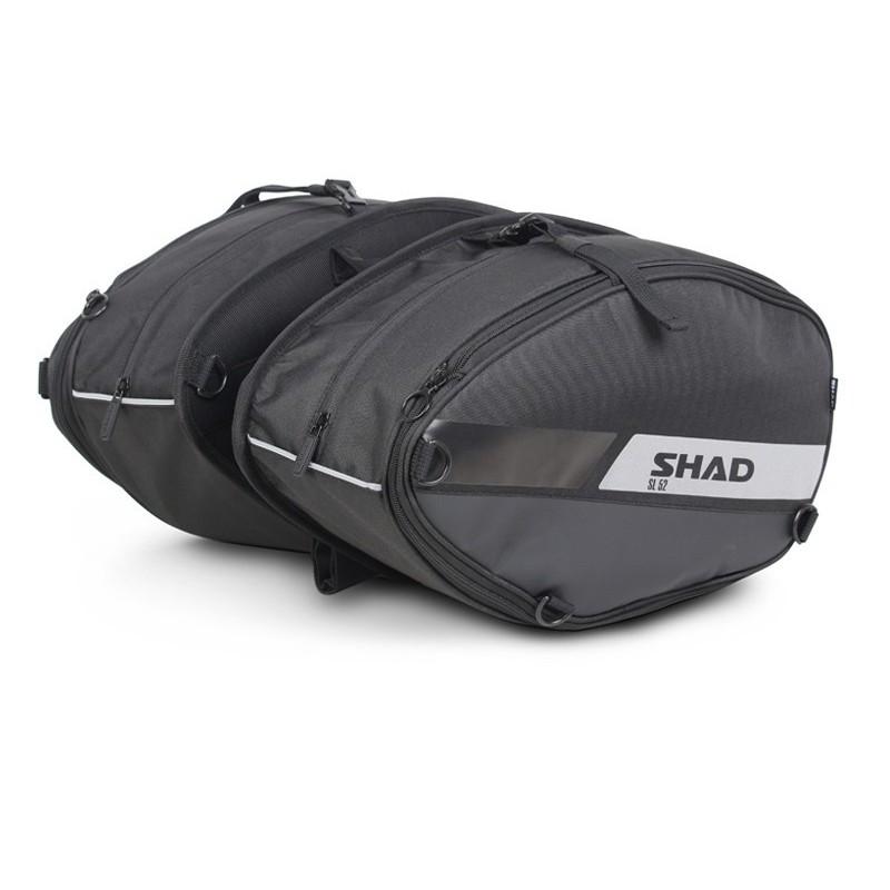 Coppia Borsa Laterali SADDLE BAG SL52 - SHAD