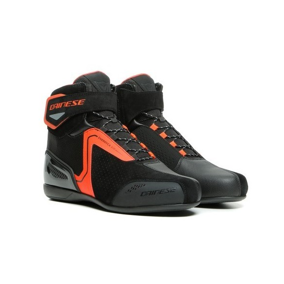 Scarpa ENERGYCA AIR Nero Rosso Fluo - DAINESE