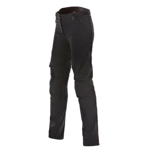 Pantalone NEW DRAKE AIR TEX LADY Nero - DAINESE