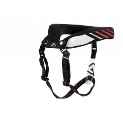Collare X-ROLL Nero Rosso - ACERBIS