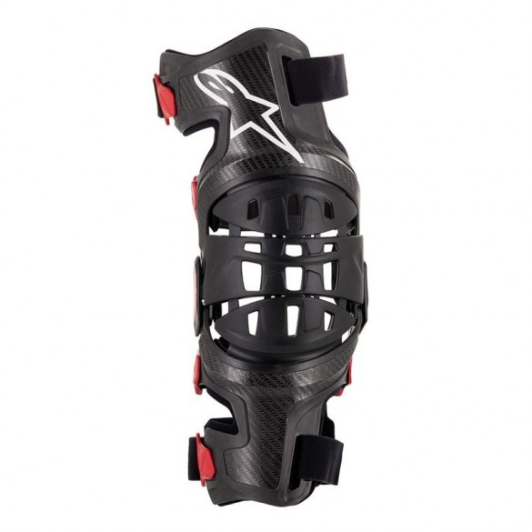 BIONIC-10 CARBON KNEE BRACE RIGHT Ginocchiera - ALPINESTARS