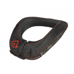 Collare X-ROUND Adulto Nero Rosso - ACERBIS
