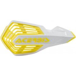 Paramani X-FUTURE Bianco Giallo Fluo - ACERBIS