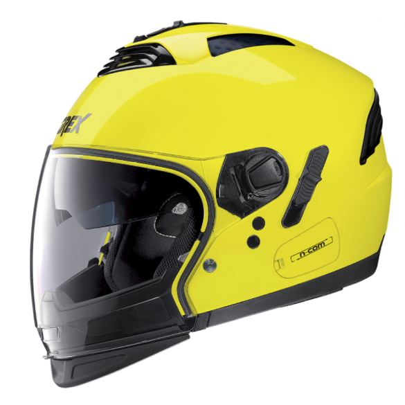 Casco G4.2 PRO KINETIC Giallo Fluo - GREX