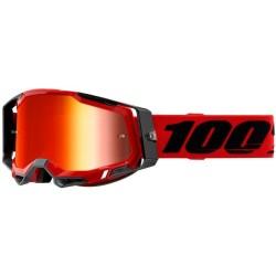 RACECRAFT 2 RED Maschera - 100%
