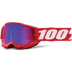 ACCURI 2 RED Maschera - 100%