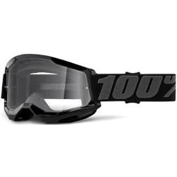STRATA 2 BLACK Maschera - 100%