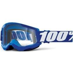 STRATA 2 BLUE Maschera - 100%