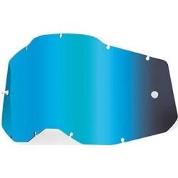 Lente Specchiata Blu per Maschera 100% Serie 2 - 100%
