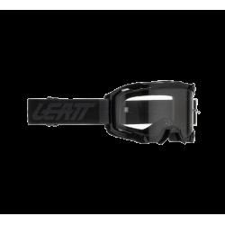 VELOCITY 4.5 Black Light Grey Maschera - LEATT