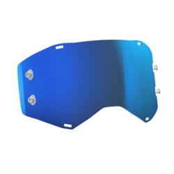 Lente Eletric Blue Chrome per Maschera Fury - SCOTT