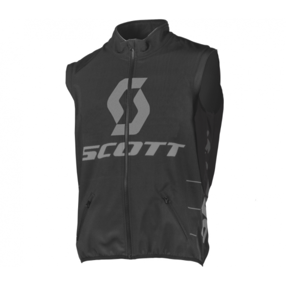 VEST ENDURO Black/Grey - SCOTT
